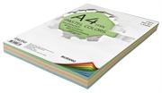 Šeleshamer papir A4, pastelna mavrica, 100 listov
