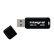 USB ključ Integral Black, 64 GB