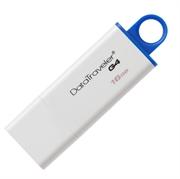 USB ključ Kingston DTIG4, 16 GB, bela/modra