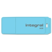 USB ključ Integral Pastel, 8 GB, blue sky