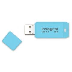 USB ključ Integral Pastel, 16 GB, blue sky