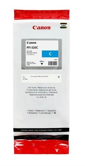 Kartuša Canon PFI-320C (modra), original