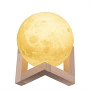 Nočna LED svetilka TaoTronics TT-SL010, luna