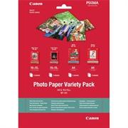 Komplet foto papirja Canon VP-101S, 10 x 15 cm in A4, 20 listov