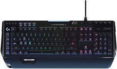 Tipkovnica Logitech G910 Orion Spectrum, žična, mehanska, gaming