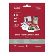 Komplet foto papirja Canon PFC-101, 13 x 18 cm, 20 listov, 275 gramov