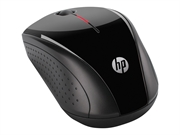 Miška HP X3000, brezžična, optična, črna