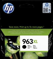 Kartuša HP 3JA30AE nr.963 XL (črna), original