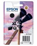 Kartuša Epson 502 BK XL (C13T02W14010) (črna), original