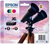 Komplet kartuš Epson 502 XL (C13T02W64010) (BK/C/M/Y), original