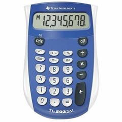 Kalkulator Texas Instruments TI-503, žepni