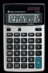 Kalkulator Texas Instruments TI-5018 SV, namizni
