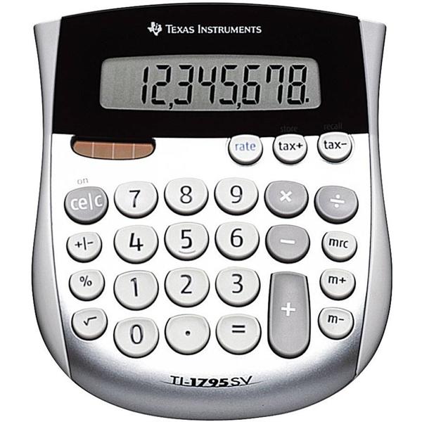 Kalkulator Texas Instruments TI-1795 SV, namizni