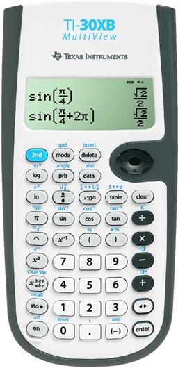 Tehnični kalkulator Texas Instruments TI-30XB MultiView