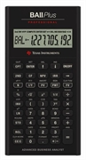 Kalkulator Texas Instruments BA II PLUS Professional