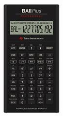 Kalkulator Texas Instruments BA II PLUS Professional