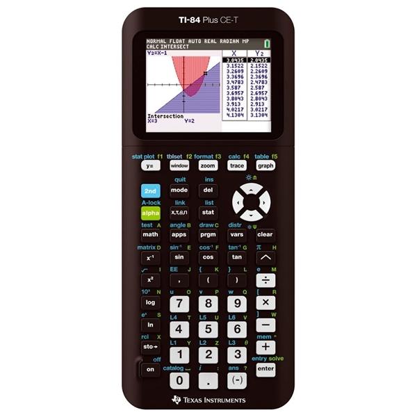 Grafični kalkulator Texas Instruments Ti-84 Plus CE-T EN