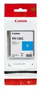 Kartuša Canon PFI-120C (modra), original