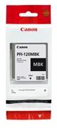 Kartuša Canon PFI-120MBK (matt črna), original