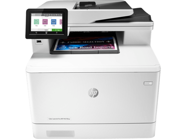 Večfunkcijska naprava HP Color LaserJet Pro M479fnw