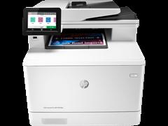 Večfunkcijska naprava HP Color LaserJet Pro M479fdn