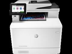 Večfunkcijska naprava HP Color LaserJet Pro M479fdw