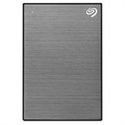 Zunanji prenosni disk Seagate Backup Plus Slim, 1 TB, siva