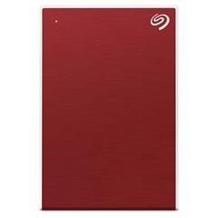 Zunanji prenosni disk Seagate Backup Plus Slim, 1 TB, rdeča