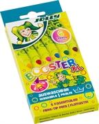 Flomastri Jolly Booster XL, 6 kosov