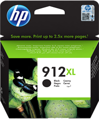 Kartuša HP 3YL84AE nr.912XL (črna), original