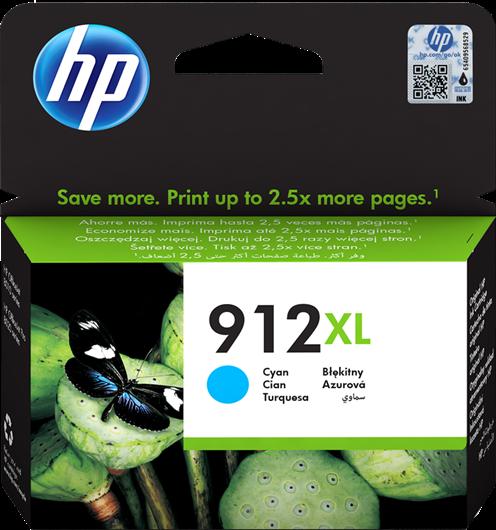 Kartuša HP 3YL81AE nr.912XL (modra), original