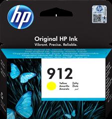 Kartuša HP 3YL79AE nr.912 (rumena), original