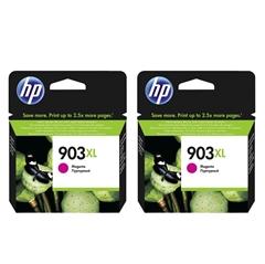 Kartuša HP T6M07AE nr.903XL (škrlatna), dvojno pakiranje, original