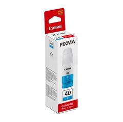 Črnilo za Canon GI40C (3400C001AA) (G6040/G5040/GM2040) (modra), original