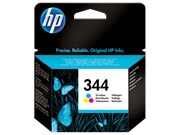 Poškodovana embalaža: kartuša HP C9363EE nr.344 (barvna), original