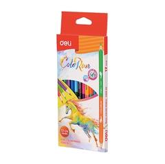 Barvice Deli Colorun Duo, 12 kosov