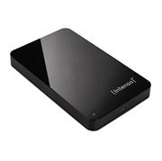 Zunanji prenosni disk Intenso Memory Case, 2 TB