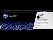 Poškodovana embalaža: toner HP CB435A (črna), original