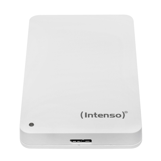 Zunanji prenosni disk Intenso Memory Case 1 TB, bela