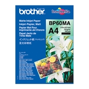 Foto papir Brother BP60MA, A4, 25 listov, 145 gramov