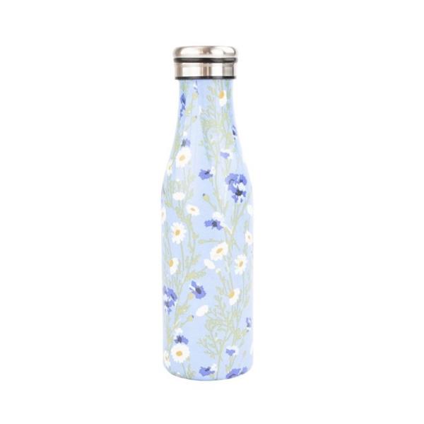 Termo steklenička Bottle&More, 450 ml, rože