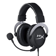Slušalke Kingston HyperX Cloud Pro Silver, žične, gaming