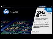 Poškodovana embalaža: toner HP CE250A (črna), original
