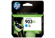 Poškodovana embalaža: kartuša HP T6M03AE nr.903XL (modra), original