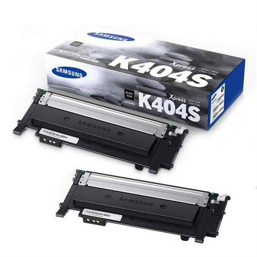 Komplet tonerjev Samsung CLT-K404S (SU100A) (črna), dvojno pakiranje, original