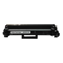 Toner za HP CF217X 17X (črna), kompatibilen