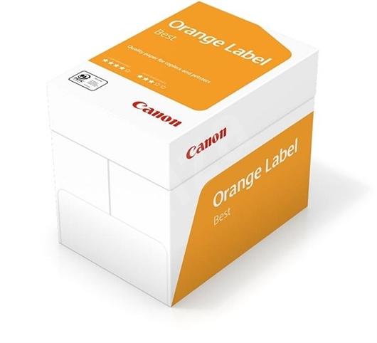 Fotokopirni papir Canon Orange Label A4, 2.500 listov, 80 gramov