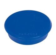 Magnet Franken, fi-24 mm,10 kosov, moder