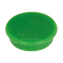 Magnet Franken, fi-24 mm, 10 kosov, zelen