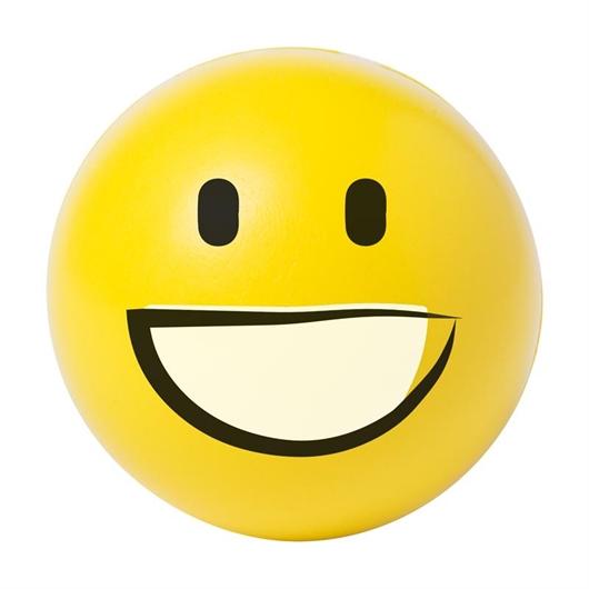 Antistresna žogica Smile
